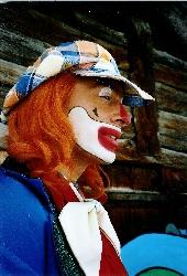 Afbeelding › Klown Trico